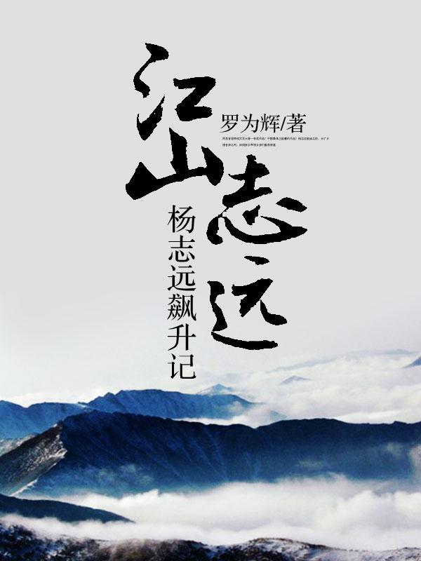 江山志远:杨志远飙升记